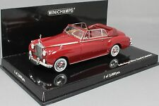 Minichamps Rolls Royce Silver Cloud II Cabriolet in Dark Red 1960 436134930 1/43