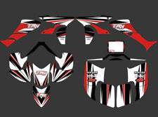 NEW GRAPHICS DECALS STICKERS KITS FOR Honda TRX450R TRX 450R fourtrax ATV D05