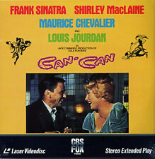 Can-Can: NEW Laserdisc
