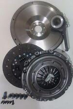 VW BORA 1.9TDI 1.9 TDI 4MOTION ASZ  FLYWHEEL, CLUTCH KIT, CSC & ALL BOLTS