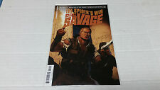 Doc Savage: The Spider's Web # 1 Cover B (Dynamite, 2015)