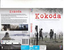 Kokoda-Documentary Based On Book By Paul Ham-[121 Min]-2010.Australia-Movie-DVD