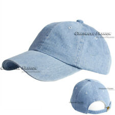 Cotton Hat Baseball Cap Washed Polo Style Plain Adjustable Blank Dad Caps  Hats 998d74f8090b