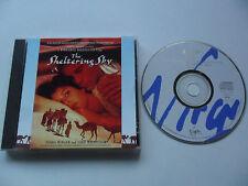 Sheltering Sky - Original Soundtrack (CD 1990) JAPAN Pressing