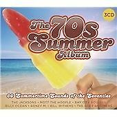 Various - The 70s Summer Album (2016) BRAND NEW 3CD