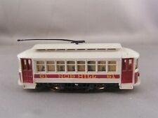 Tyco - Nob Hill - Powered Trolley # 61