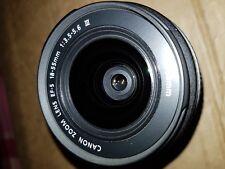 Brand New Genuine Canon EF-S 18-55mm f/3.5-5.6 III Lens for EOS Digital SLR