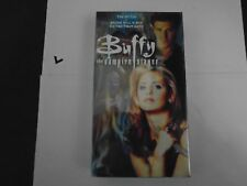 BUFFY THE VAMPIRE SLAYER - VHS NEW- THE WITCH/ NEVER KILL A BOY ON THE FIRST DAT