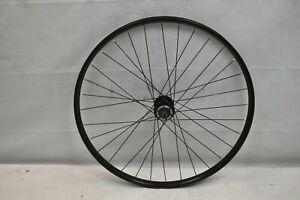 "26"" Rear Tandem Wheel Black Shimano OLW140 25mm 32S PV Doublewalled Disc Charity"