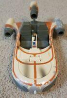Vintage Tonka Star Wars 1995 Power of the Force Land Speeder Vehicle!!! RARE
