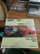 Ultra Rare LaserDisc Starmax Video Orchestra Korean Music Video Multiplex