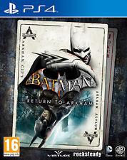 Batman: Return to Arkham  - PS4 ITA - NUOVO SIGILLATO [PS40357]