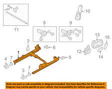 AUDI OEM 15-16 A3 Seat Track-Seat Track Right 8V4881184