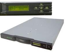 """EXABYTE 19"""" 48cm VXA-2 PACKET LOADER vxa TAPE DRIVE CHANGER LVD SCSI 68 PIN O212"""
