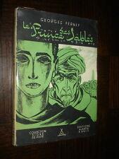LE PRINCE DES SABLES - G. Ferney 1948 - Signe de Piste Ill. I. Arnstam
