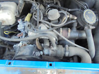 FORD TRANSIT LDV CONVOY 2.5 DIESEL TURBO DI ENGINE 1994-2001 MK5 TURBO 100PS 55K