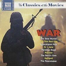 Classics at The Movies War 0730099680820 CD