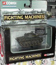 2002 Corgi Fighting Machines 'M48-A1 Patton TankTour of Duty Vietnam 14+ diecast