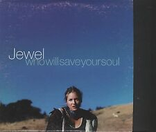 Jewel - Who Will Save Your Soul CD Card sleeve type