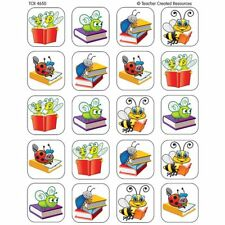 Book Bug Stickers Teacher Created Resources Tcr4650