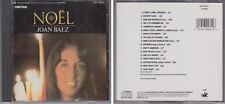 JOAN BAEZ Noel 1987 Vanguard CD Coventry Carol Away in A Manger Silent Night
