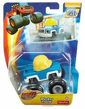 Fisher-Price Nickelodeon Blaze & the Monster Machines Diecast - Worker Truck