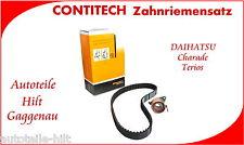 + CONTI Zahnriemensatz 1.3 DAIHATSU CHARADE 3 (G100,G101,G102)  TERIOS 4 G200/02