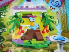 Lego Friends Macaw s Fountain Parrot  41044  39 pc New pet Series 5 Bird Bath