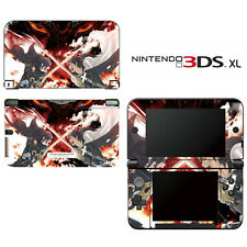 Vinyl Skin Decal Cover for Nintendo 3DS XL LL - Fire Emblem Awakening Radiant 2