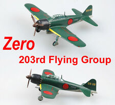 Easy Model 1/72 Japan Zero 203rd Flying Group W.O.T.TANIMIZU KAGOSHIMA #36351