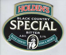 HOLDEN'S BREWERY (DUDLEY) - SPECIAL BITTER - PUMP CLIP FRONT