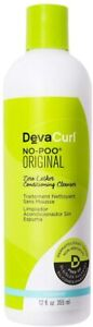 DevaCurl No-Poo Original (Zero Lather Conditioning Cleanser - For Curly Hair) 35
