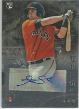 Andrew Susac San Francisco Giants 2014 Bowman Sterling Rookie Autograph