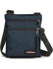 Eastpak Umhängetasche »Rusher« Schultertasche Tasche BAG Jeans Blau Triple Denim