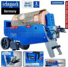 Scheppach Holzspalter 8 Tonnen Brennholzspalter HL800Vario