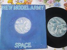 New Model Army – Space Label: EMI  Records NMA 12 UK 7 inch Vinyl Single 45