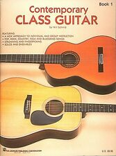 Contemporary Class Guitar - Guitar Method NEW 000699225