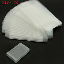 25pcs Game Plastic Cartridge Protector Cover Boxes Case For Nintendo SNES/N64