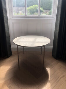 Marble and Brass Coffee Table By John Lewis