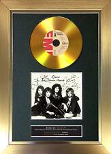 Queen *RARE* Signature/Autographed Photograph - Museum Grade GOLD FRAME 180