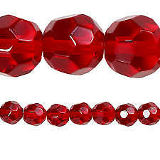 Rondelle Round Czech Crystal Glass Faceted Beads 2x3, 3x4,4x6, 6x8mm Jewellery