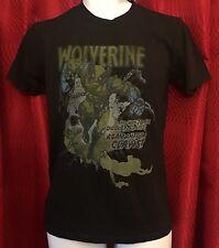 NEW Marvel Comics Men's XS Shirt: X-MEN / WOLVERINE! Box Lunch MSRP: $28.90!