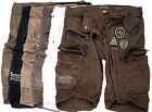 geographical norway pantaloncini cargo-uomo pantaloni corti short bermuda+