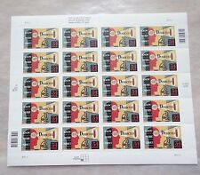 US Postage Scott #3503 Know More About Diabetes 34c MNH Full Sheet Stamps 2001