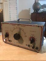 Vintage Heathkit Audio Generator Model G-2