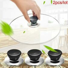 2X Kitchen Replacement Cookware Pot Pan Lid Hand Grip Knob Handle Caps Cover GL