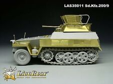 Lion Roar 1/35th Scale German Sd Kfz 250/9 Neu PE Detail Set No. LAS35011