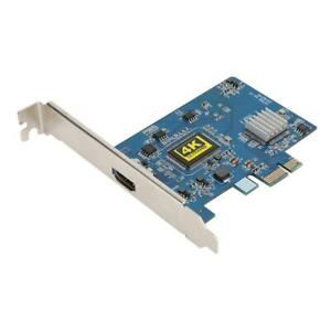 PCI-E To Capture Card High Resolution 4K Video Capture Card Compatible With For