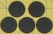 Warhammer 40K Redondo Bases de 32mm (5)