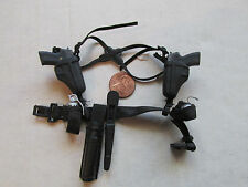 Custom Double Shoulder Holster  With Belt 1:6 loose